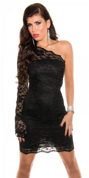 Sexy KouCla OneShoulder Party Kleid asymmetrisch