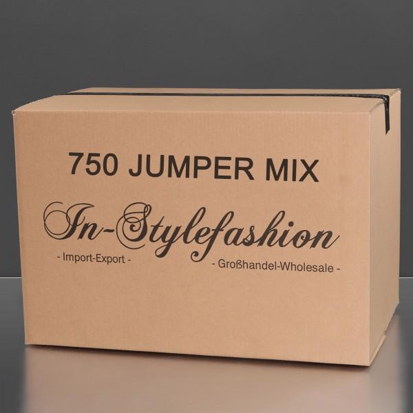 750  Stück Pullover aus unsere Kollektion