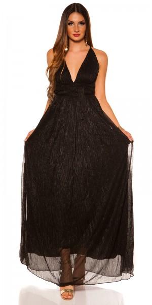 RedCarpetLook! Sexy KouCla Neckholder langes Kleid
